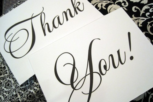 Image result for Images to say THANKS