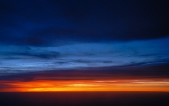 sunset-over-the-clouds